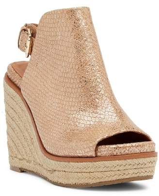 Kenneth Cole Gentle Souls by Jacey Wedge Sandal