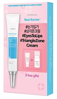 Atopalm Real Barrier Eye Contour Cream Kit