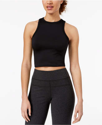 Material Girl Active Juniors' Crop Top, Created for Macy's