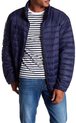 Hawke & Co Quilted Packable Down Jacket