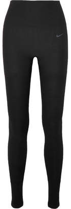 Nike Sculpt Lux Ribbed Leggings - Black