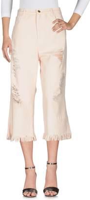MARCO BOLOGNA Denim pants - Item 42643388HF
