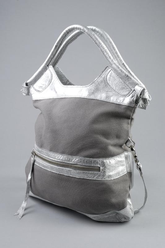 Foley + Corinna Mini Patent City Tote Bag