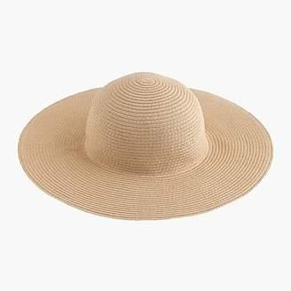 J.Crew Girls' floppy sun hat