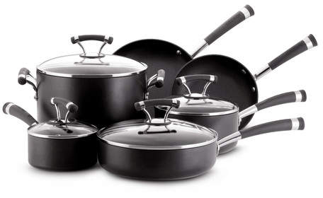 Circulon Circulon Contempo 10 Piece Cookware Set