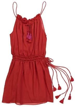 Lison Paris Moorea Dress Coral