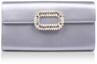 8baa235c1ae0 Roger Vivier Satin Clutches For Women - ShopStyle UK