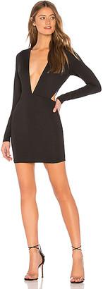 by the way. Rhonda Deep V Mini Dress