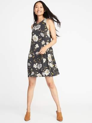 Old Navy Jersey-Knit Sleeveless Swing Dress for Women