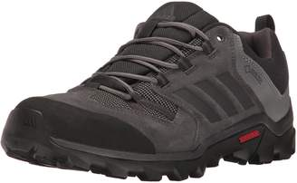 adidas outdoor Men's Caprock Gore-Tex Hiking Shoe, Granite/Black/Night Met