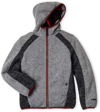 Hawke & Co Boys 8-20) Hooded Sherpa-Lined Jacket