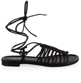 Michael Kors Fagan Braided Sandals