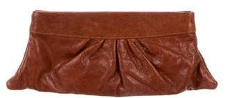 Lauren Merkin Pleated Eve Clutch