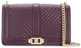 Rebecca Minkoff Chevron Quilted Love bag