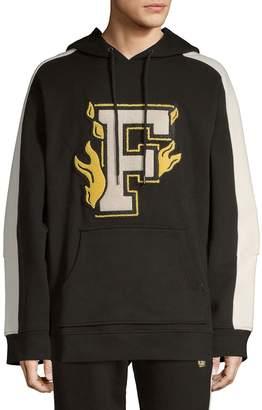 Puma Men's Hooded Panel Sweatshirt