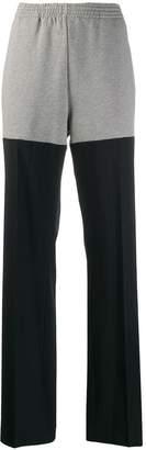 MM6 MAISON MARGIELA track pinstripe tailored trousers