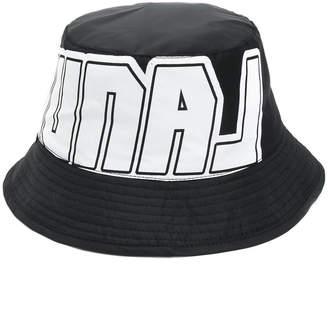 Lanvin logo printed bucket hat