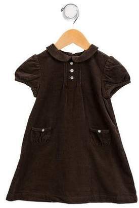 Tartine et Chocolat Girls' Corduroy Dress