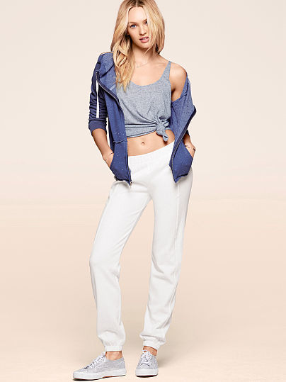 Victoria's Secret Classic Fleece Pant