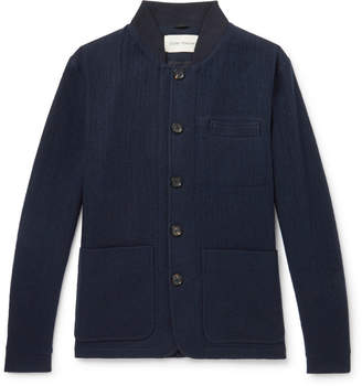 Oliver Spencer Berwick Virgin Wool Jacket