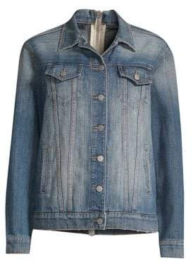 True Religion Trucker Denim Jacket