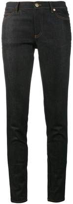 Valentino Rockstud straight-leg jeans