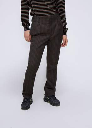 Lanvin 2 Pleated Pants