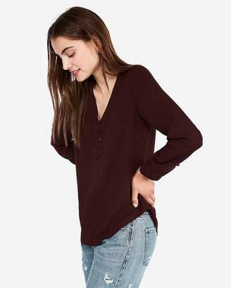 Express Button Front Chelsea Popover