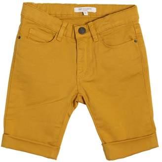 Stretch Cotton Gabardine Shorts