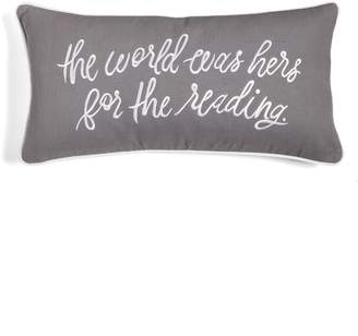 Kate Spade The World Was Hers Accent Pillow