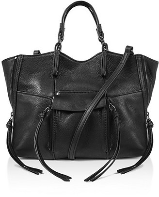 Kooba Everette Mini Leather Satchel $198 thestylecure.com
