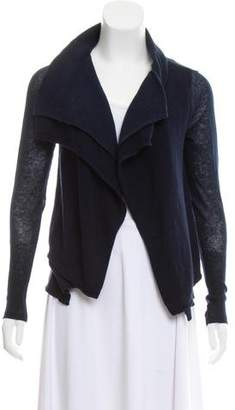 Brochu Walker Open-Front Knit Cardigan