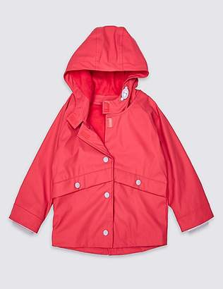 Marks and Spencer Easy Dressing Fisherman Coat (3 Months - 7 Years)