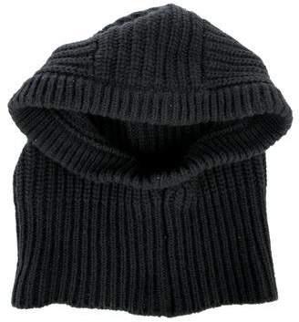 Maison Margiela Hooded Knit Beanie
