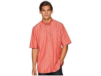 Wesc Nima Short Sleeve Stripe Shirt Men's Clothing