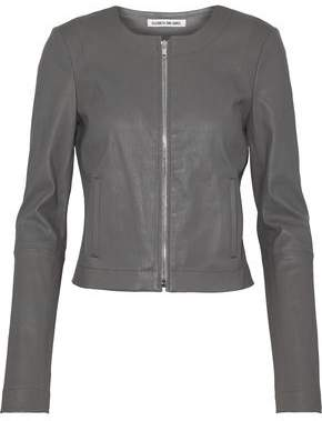 Elizabeth and James Leather Jacket