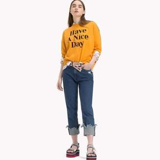 ef7ab4bfb1 Tommy Hilfiger Orange Women's Clothes - ShopStyle