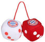 Fan-Shop Bayern München FC Bayern München Plüschwürfel, 2017/18