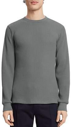 Theory Waffle-Knit Sweatshirt