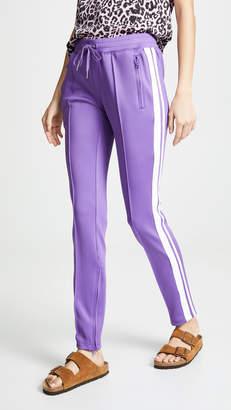 Pam & Gela Cigarette Pants with Double Stripes