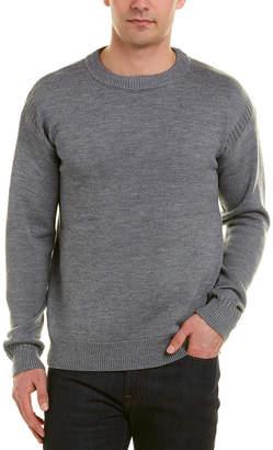 J. Lindeberg Jackie Wool Crewneck Sweater