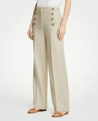 Ann Taylor Petite Wide Leg Sailor Pants