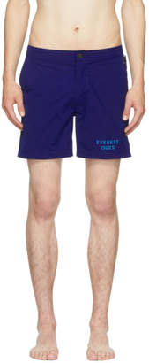 Everest Isles Blue Diver 01 Swim Shorts