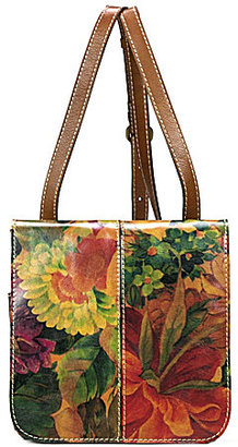 Patricia Nash Heritage Print Collection Granada Floral Cross-Body Bag $129 thestylecure.com