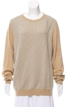 Moncler Knit Crew Neck Sweater