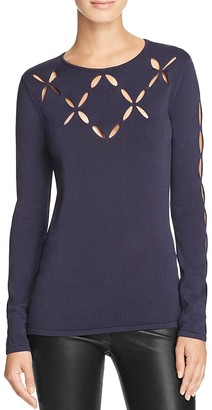 Bailey 44 Mergers Cutout Top $178 thestylecure.com