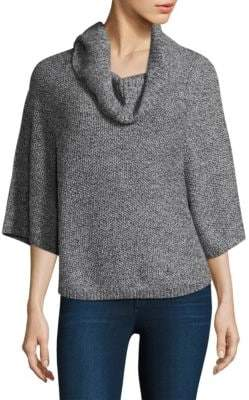 Splendid Heathered Cowlneck Sweater