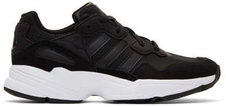 adidas Black Yung-96 Sneakers