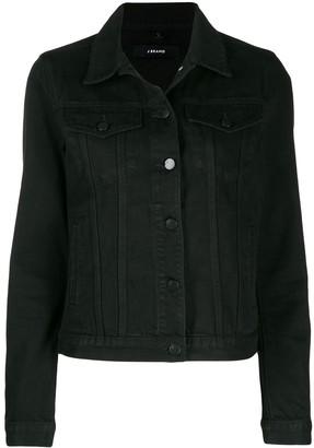J Brand slim fit denim jacket