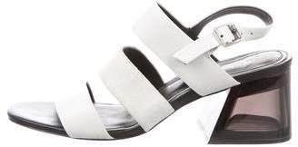Rag & Bone Leather Ankle Strap Sandals